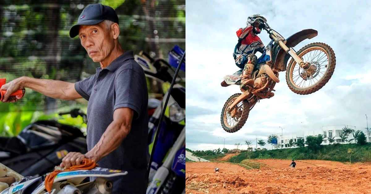 KL Motocross Park From Ex-National Racing Champion
