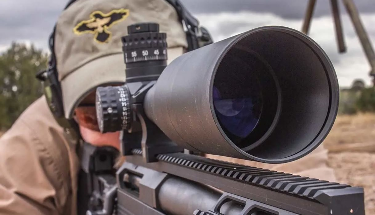 First vs. Second Focal Plane Riflescope Reticles