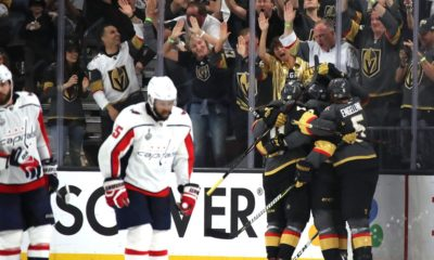 Stanley Cup results: Golden Knights beat Capitals in Game 1
