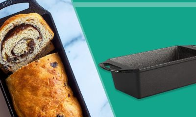 Lodge's Cast Iron Loaf Pan Is 33% Off on Amazon