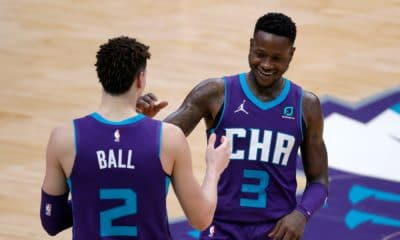 Hornets sign Terry Rozier to reported 4-year, $97 million contract extension
