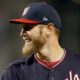 Stephen Strasburg is thriving in the MLB playoffs for the Nationals. Cool!