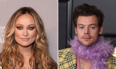 Olivia Wilde Supports Harry Styles as Love on Tour Starts