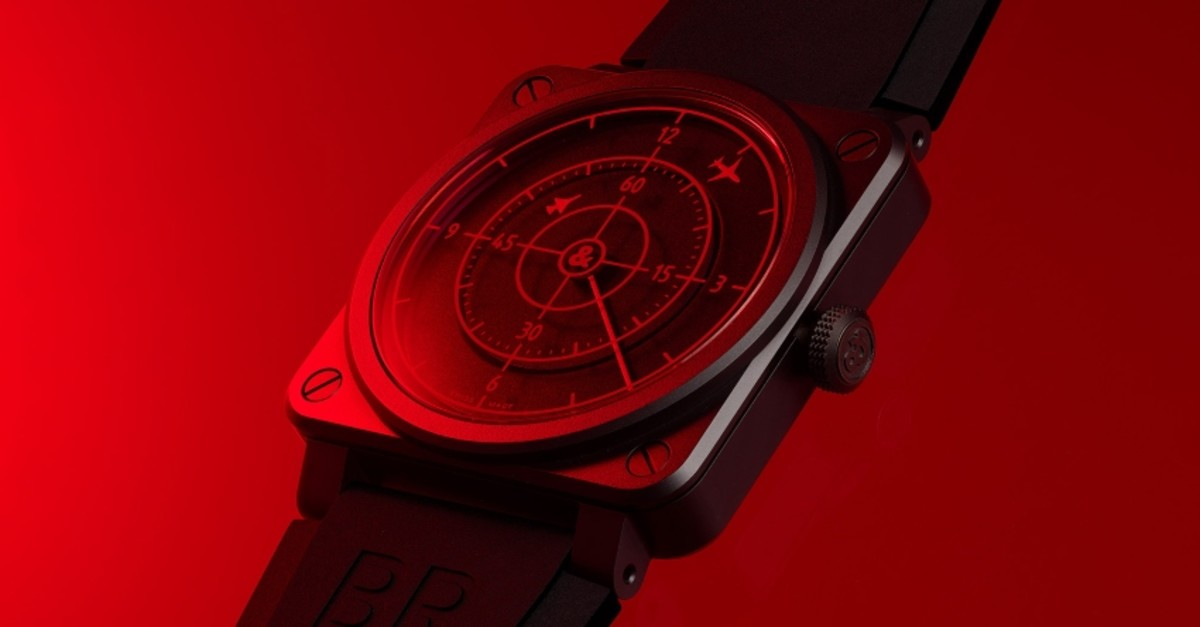 Bell & Ross Takes Flight With Aircraft Radar-Inspired Watch