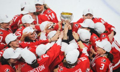 Canada vs. USA results: Marie-Philip Poulin's golden goal leads Canadians to 2021 Women's World Championship title