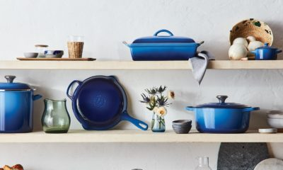 Le Creuset Just Launched a New Color for September 2021: Meet Azure