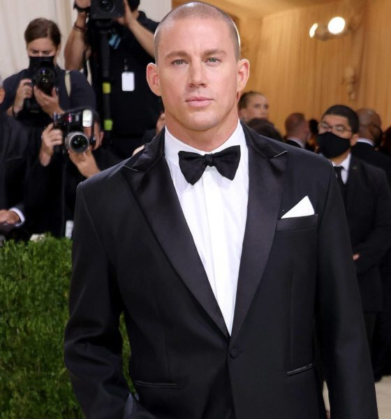 """Why Channing Tatum's Met Gala Experience Exceeded His """"Wildest Dreams"""" - E! Online"""