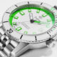 Zodiac Goes Green With Super Sea Wolf 53 Compression Automatic Neon Watch